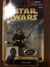 Buy Star Wars Han Solo The Empire Strikes Back Action Figure