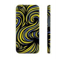 Buy Sabota Yellow Red Blue Iphone 5/5S Phone Case