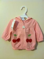 Buy Gymboree Cherry All the Way Jacket Sz3-6m