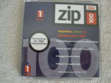 Buy Iomega Zip Disc - 100 mb - New