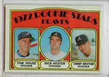 Buy VINTAGE FRED CAMBRIA & RICHIE ZISK PIRATES ROOKIE STARS 1972 TOPPS #392 NICE