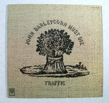 Buy TRAFFIC ~ John Barleycorn Must Die 1970 Rock LP