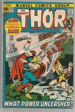 Buy THOR #193 Marvel Comics 1971 ART: JOHN & SAL BUSCEMA Silver Surfer Stan lee