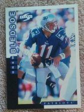 Buy Drew Bledsoe 1998 PINNACLE Score #144 New England Patriots NM-MT