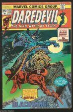 Buy Daredevil #122 Blackwing Marvel Comics 1975 1st print &series Nice gloss & color