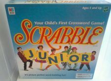 Buy Milton Bradley Scrabble Junior Game ages 5 and up Word Toy