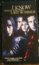 Buy I Know What You Did Last Summer (VHS, 1998, Closed Captioned)