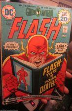 Buy FLASH Back Issue Comics DC COMICS -- ELEVEN Issues VG range or better 1977/78