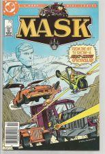 Buy MASK #1 DC COMICS 1985 Fleisher/Chen VF/NM range HIGH GRADE Mini Series