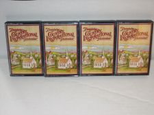 Buy Treasury of Country Inspirational Favorites 4-Cassette Set New