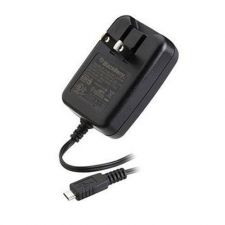 Buy Blackberry BATTERY CHARGER - cell phone 8900 8520 8530 power adapter cord plug