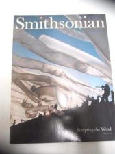 Buy Smithsonian Magazine August 2000 Sculpting Wind Back issue