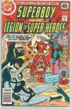 Buy SUPERBOY And The LEGION OF SUPER-HEROES #246 DC COMICS Wein Joe STATON 1978