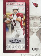 Buy 2013 Contenders #24 Carson Palmer