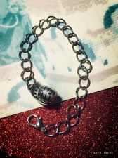 Buy Awesome Grenade Chain Bracelet!