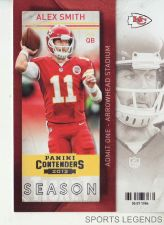 Buy 2013 Contenders #30 Alex Smith