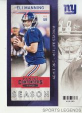 Buy 2013 Contenders #49 Eli Manning