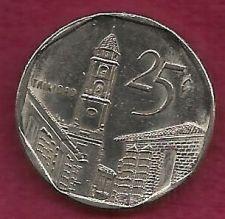 Buy CUBA 25 Centavos 2001 Trinnidad