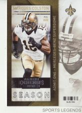 Buy 2013 Contenders #83 Marques Colston
