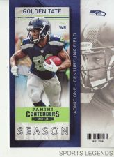 Buy 2013 Contenders #87 Golden Tate