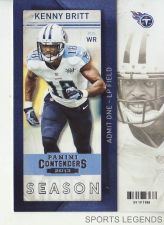 Buy 2013 Contenders #96 Kenny Britt