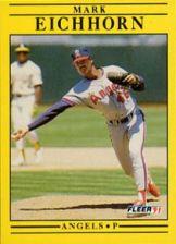 Buy 1991 Fleer #311 Mark Eichhorn