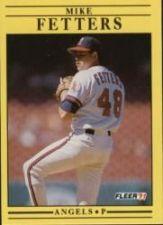 Buy 1991 Fleer #312 Mike Fetters