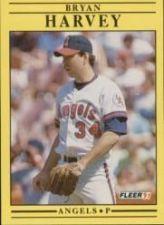 Buy 1991 Fleer #315 Bryan Harvey