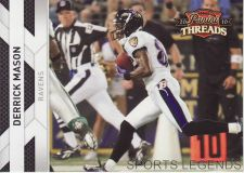 Buy 2008 Panini Threads #10 Derrick Mason