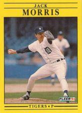 Buy 1991 Fleer #343 Jack Morris