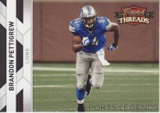 Buy 2008 Panini Threads #46 Brandon Pettigrew