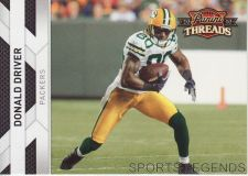 Buy 2008 Panini Threads #51 Donald Driver
