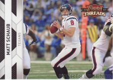 Buy 2008 Panini Threads #57 Matt Schaub