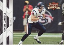 Buy 2008 Panini Threads #58 Owen Daniels