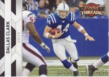 Buy 2008 Panini Threads #60 Dallas Clark