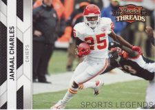 Buy 2008 Panini Threads #71 Jamaal Charles