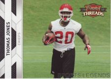Buy 2008 Panini Threads #73 Thomas Jones