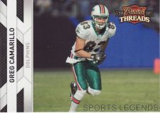 Buy 2008 Panini Threads #78 Greg Camarillo