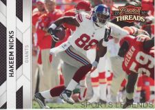Buy 2008 Panini Threads #97 Hakeem Nicks