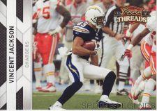 Buy 2008 Panini Threads #123 Vincent Jackson