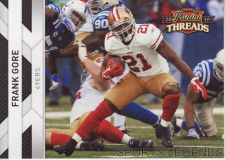 Buy 2008 Panini Threads #125 Frank Gore
