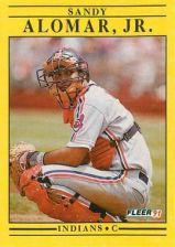 Buy 1991 Fleer #359 Sandy Alomar Jr.