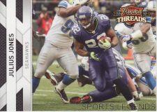 Buy 2008 Panini Threads #131 Julius Jones