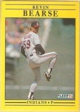 Buy 1991 Fleer #361 Kevin Bearse
