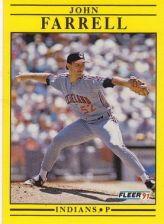 Buy 1991 Fleer #366 John Farrell