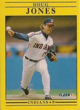 Buy 1991 Fleer #372 Doug Jones