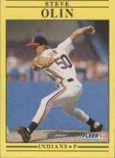 Buy 1991 Fleer #374 Steve Olin