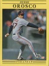 Buy 1991 Fleer #375 Jesse Orosco