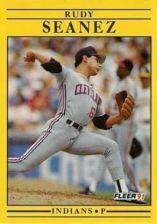 Buy 1991 Fleer #376 Rudy Seanez