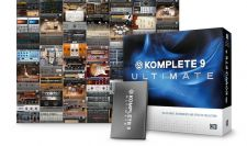 Buy Komplete Ultimate 9 Mac on a 500GB HDD